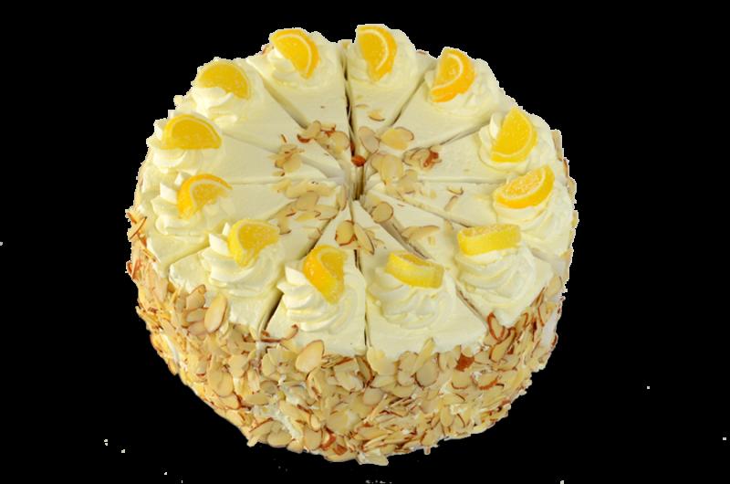 Lemon Burst Cake Sugarplum Desserts Ltd