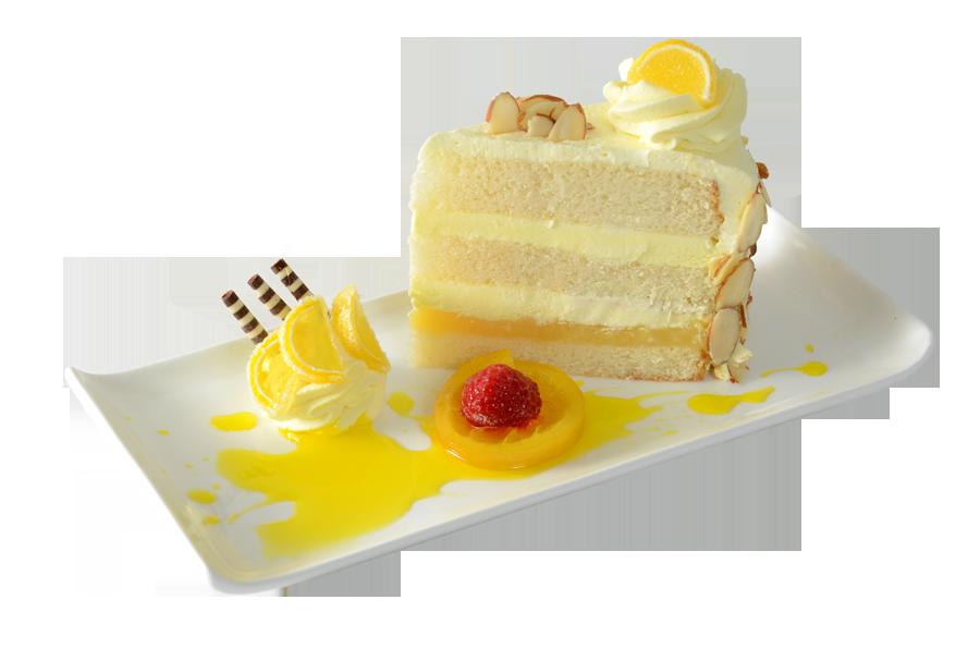Lemon Burst Cake